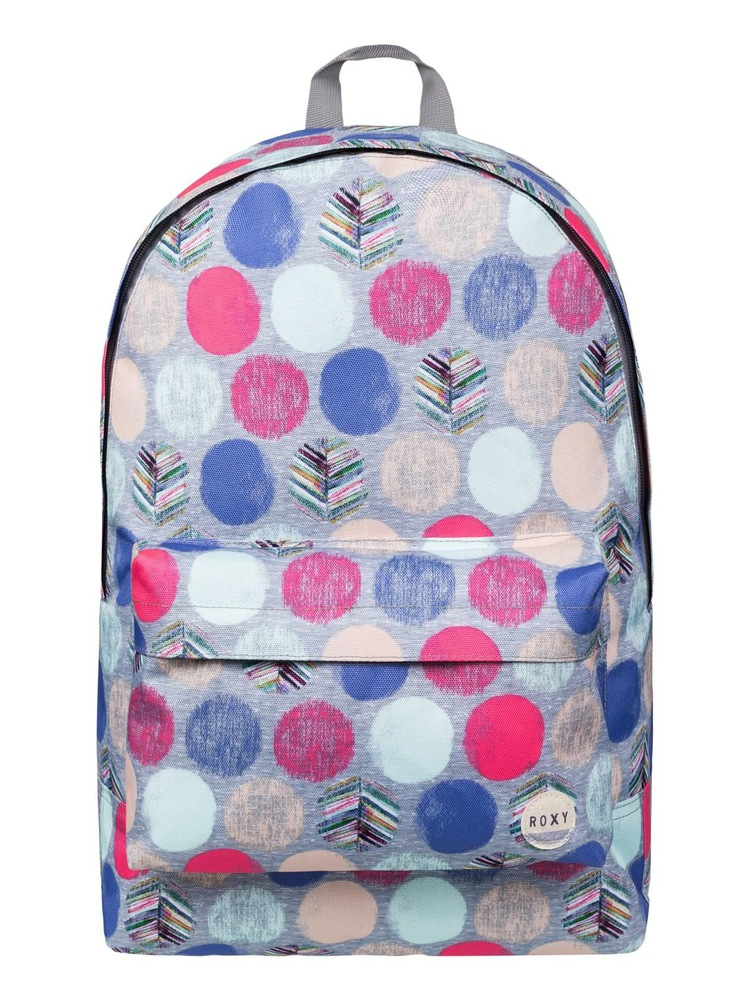 Roxy Sugar Baby Backpack - Ax Leaf Dots SGRH