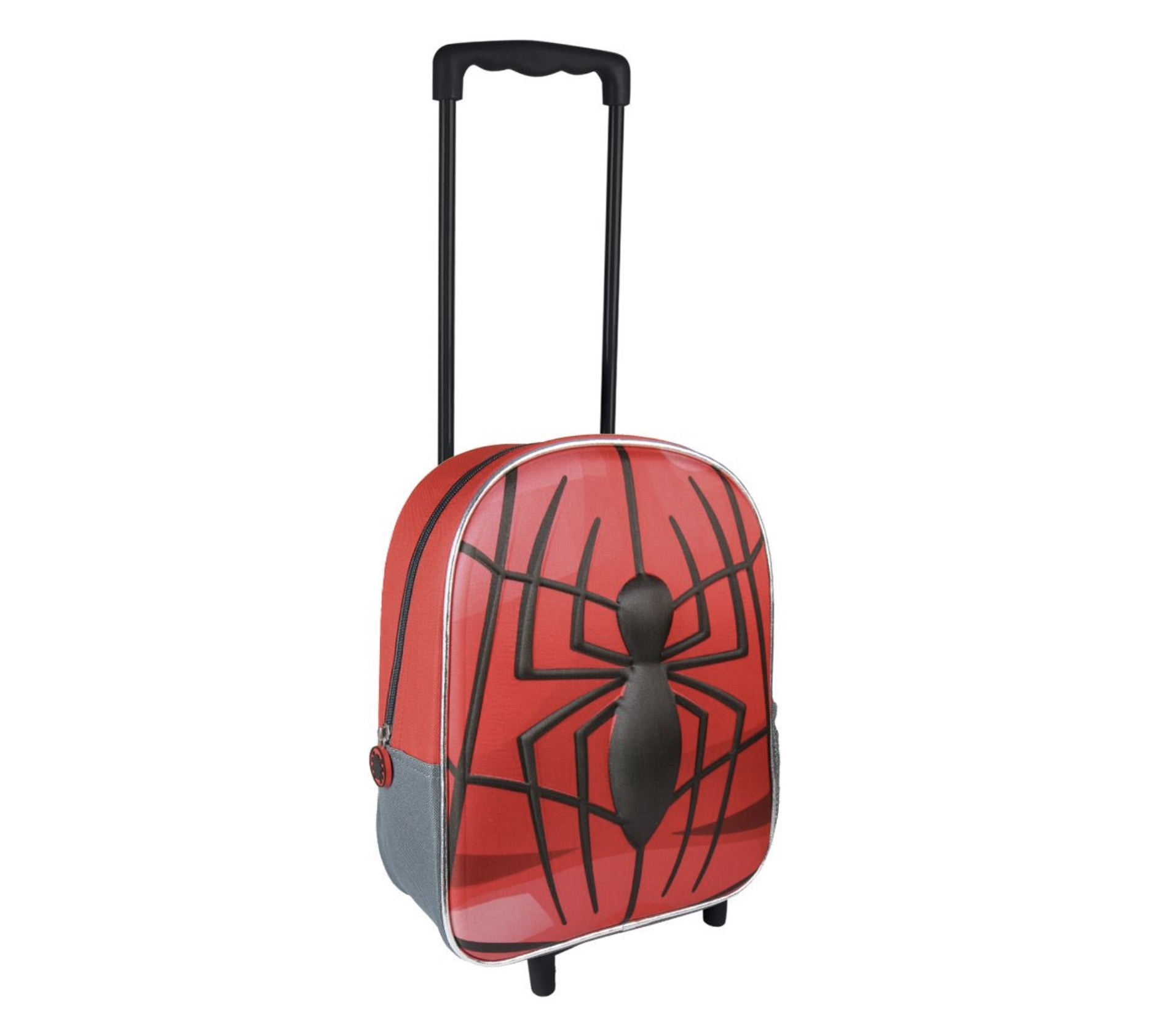 Wheelie School Bag | Spider-Man 3D Bag On Wheels