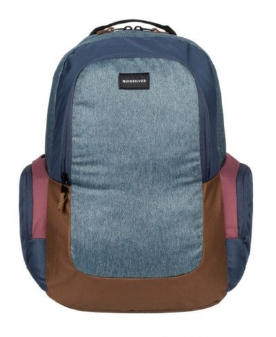 Quiksilver School Bag-Schoolie-Dark Denim BRQ0