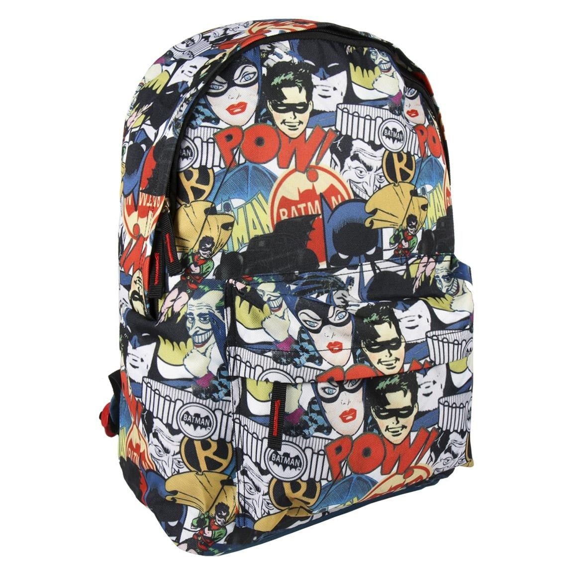 Batman Backpack | High School Batman