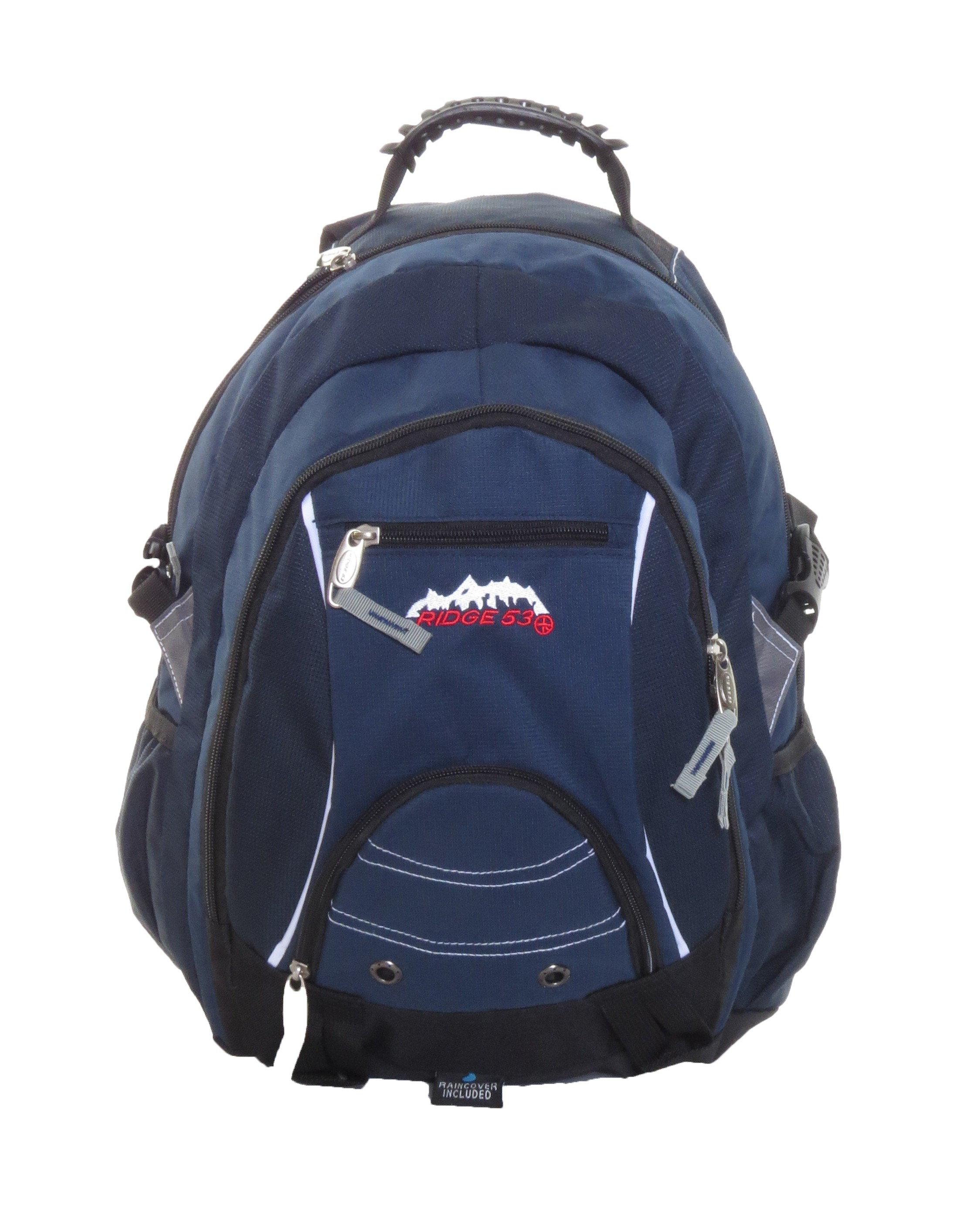 Ridge53 Bolton Navy School Bag
