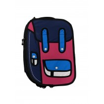 Ridge 53 2D Small Pink/Purple/Red Backpack