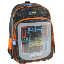 Freelander Black Gamer Backpack