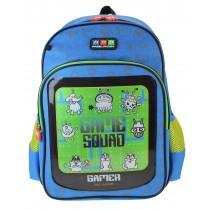 Freelander Blue Gamer Backpack