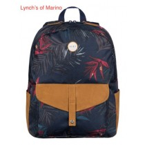 Roxy School Bag-Carribean BTN8 Midnight Palm