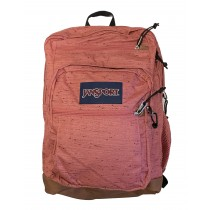 JanSport Cool Student Slate Rose Plai Backpack