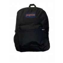 JanSport Cross Town Black Backpack