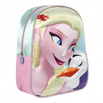 Frozen 3D School Bag | Queen Elsa