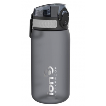 ION 8 Leakproof Water Bottles 350ml Grey