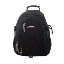 Ridge53 School Bag-Bolton Black Backpack