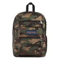 JanSport Big Student Backpack | 34L Surplus Camouflage
