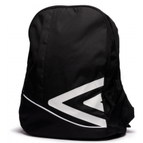 Umbro Pro Training Large Backpack Black/White